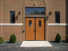 Church Exterior Doors by Wood Doors In Exterior Applications U2013 Laforce Frame Of Mind