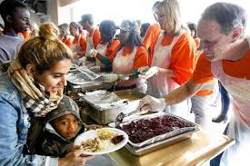 thanksgiving is skid row s version of the oscars latimes