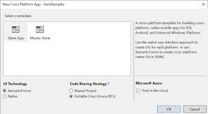 app building class part 1 getting started with xaml xamarin