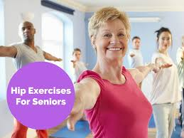 Armchair Aerobics For Elderly 3 Hip Exercises For Seniors That Anyone Can Do