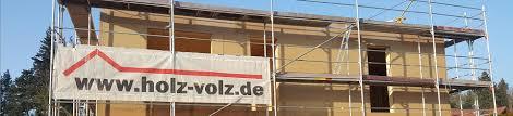 Ein Haus Volz Gmbh Ein Haus Entsteht In Holzständerbauweise