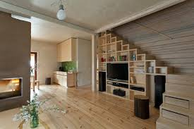 Scandinavian Homes With Irresistibly Creative Appeal  Stair - Creative home designs