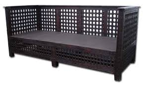 syrian furniture mosharabie bench middle eastern home decor