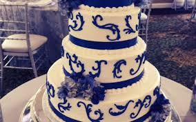 wedding cake royal blue 10 royal blue wedding sheet cakes photo blue butterfly wedding