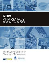 2016 pharmacy platinum pages rxinsider