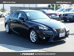 lexus models 2015 used lexus is 250 at bmw of san diego serving san diego el cajon