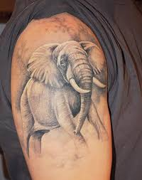 85 cute u0026 tiny elephant tattoo designs