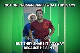 Hot Guy Memes - hot guy memes from insane inflatable 5k