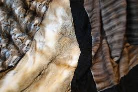 Fake Fur Throws David Appel Furs Beverly Hills Los Angeles Interior Design Fur