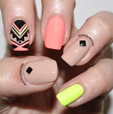 25 perfect tribal nails designs u2013 slybury com