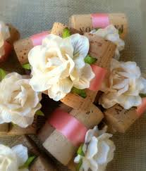 wine themed bridal shower coral wedding decorations rustic place card holder wine