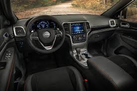 2013 Jeep Grand Cherokee Interior 2017 Jeep Grand Cherokee Trailhawk Review First Drive