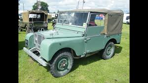 land rover series 3 4 door land rover series 1