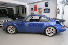 blue porsche 911 sold porsche 911 turbo 3 6 u2013 mint classics