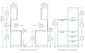 standard height of kitchen cabinet kitchen cabinet height over counter coryc me