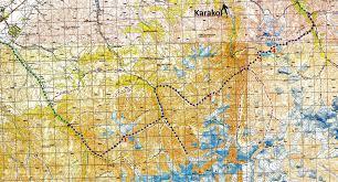 Kyrgyzstan Map Kyrgyzstan 2011