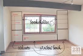 Built In Cabinets Plans by 231 Designs Living Room Built Ins Part 2 The Plan And Running