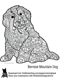 puppy dog coloring pages printable book ideas lucky pet pet