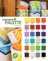 tp teacher u0027s palette low fire glazes amaco