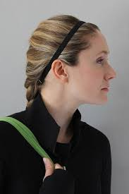 headbands that stay in place modern chic comfortable adjustable wrap headbands for