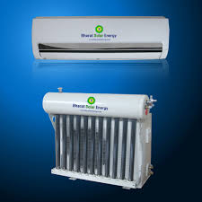 Central Air Conditioning Estimate by Solar Powered Air Conditioners Ac India Solar Air Conditioner P