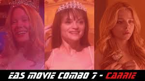 eas movie combo vii carrie 1976 2002 2013 youtube