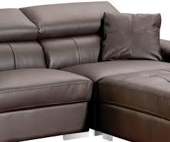 canapé d angle cuir marron canape d angle marron maison design wiblia com