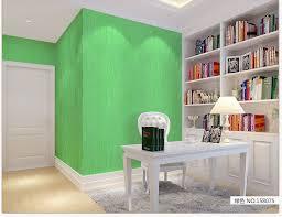 wallpaper biru hijau online shop solid color wall paper roll waterproof pvc wallpaper