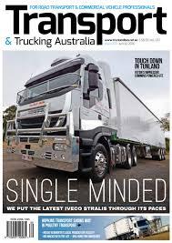 kenworth trucks laverton transport u0026 trucking australia issue 109 by transport publishing