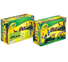 g gauge lionel train set crayola