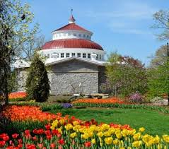 Botanical Garden Cincinnati Step Into At The Cincinnati Zoo Botanical Garden The