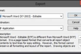 crystal reports training how to create a report template