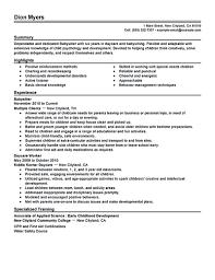 early childhood resume sample caregiver resume sample sample resume of a nanny babysitting babysitter resume template babysitter resume samples babysitter