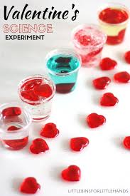 valentines day viscosity experiment and liquid density science