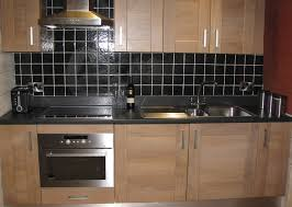 black kitchen tile fascinating gnscl