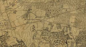 Alexandria Va Map Detailed Civil War Map Of Northern Virginia Ghosts Of Dc