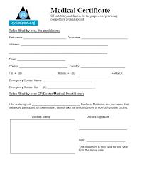 Medical Certification Letter Sle 10 Best Images Of Sample Certificate For Medical Students
