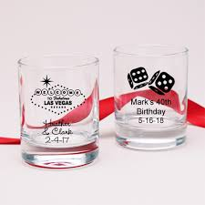 wedding favor glasses las vegas glass favor or votive holder las vegas wedding
