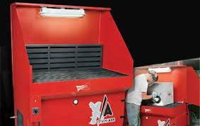 Draft Tables Draft Tables Reduce Dust Fumes Spartan Air Purification Inc