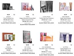 sephora black friday deal 10 sets free gift my