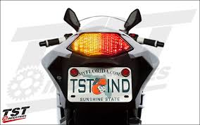 Tst Led Integrated Tail Light Kawasaki 2013 2017 Ninja 300