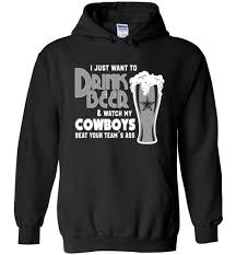 cowboys sweater i just want to drink my dallas cowboys beat your team