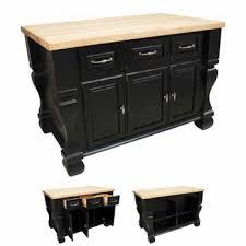 black butcher block kitchen island kitchen islands largest selection of islands for your kitchen