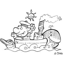 coloriages et dessins pour les enfants sur le thème dauphin