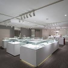 Shop Led Lights Shop Display Cabinets Jewellery Jewelry Counter With Led Lights