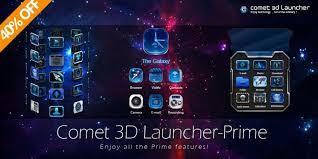 launcher prime apk comet 3d launcher prime 1 0 8 apk for android aptoide