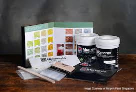 nippon paint momento is now available at estore singapore home