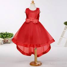 2017 2016 girls dresses princess dresses for kid baby party