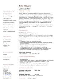 Sample Resume Of Caregiver For Elderly Healthcare Resume Template Physical Therapist Resume Sample 24