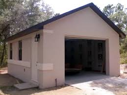 Detached Garage Pictures by Floor Plans Detached 2 Car Garage 480 Sq Ft Total Lada